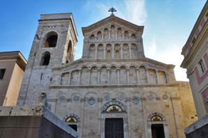 Кафедральном соборе Кальяри