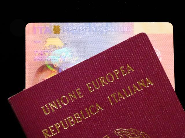 Вид на жительство в Италии