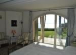 8-vista dalla camera villa A1