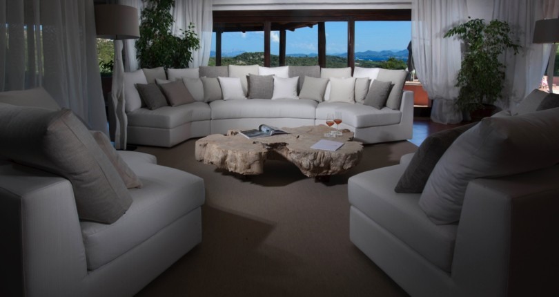 Агенство недвижимости на Коста-Смеральда, Сардинии