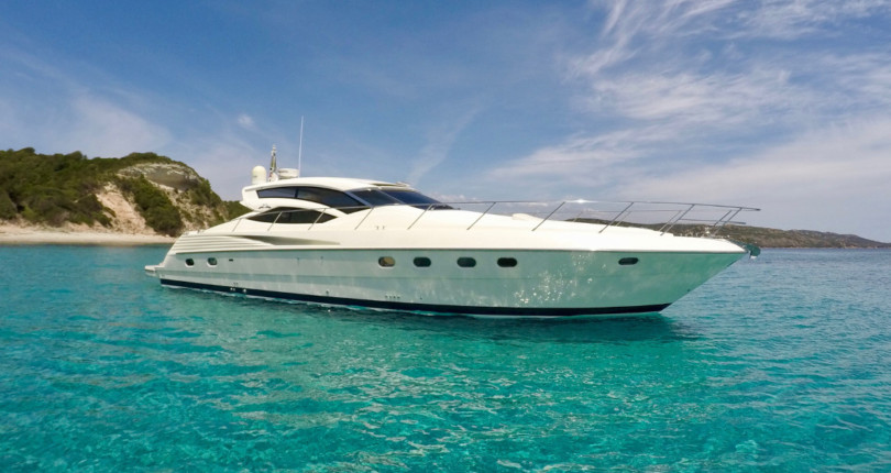Аренда моторной яхты на Сардинии Sarnico 60 НТ