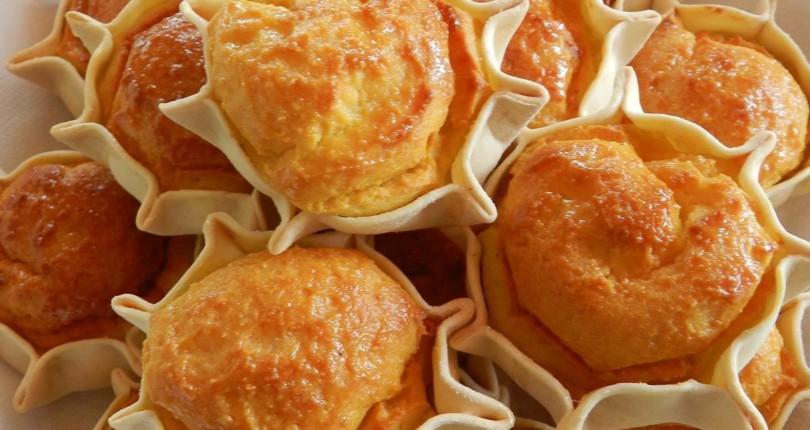 Сладости из сыра на Сардинии