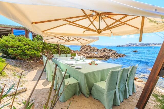 Ресторан La Scogliera Маддалена, Сардиния