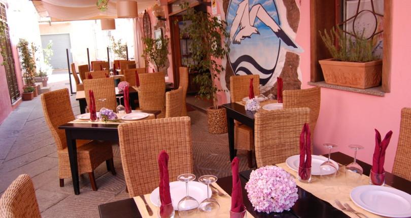 Ресторан Ла Гротта (La Grotta) остров Маддалена, Сардиния