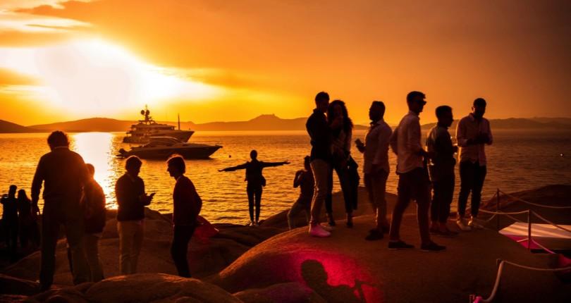 Ночные развлечения в Коста Смеральде, Сардинии
