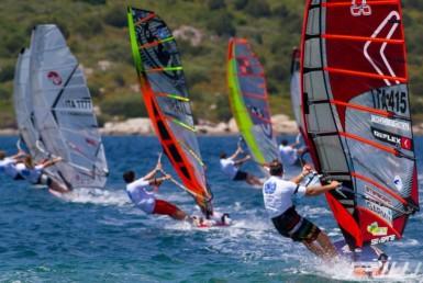 Windsurfing-Sardinia