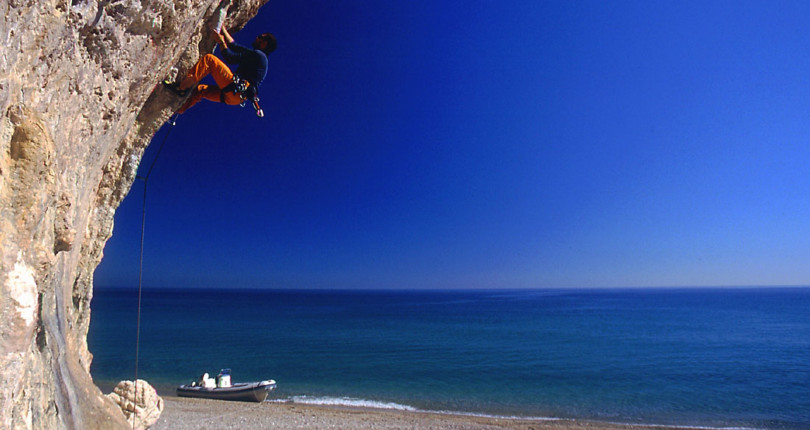 Скалолазание на Сардинии