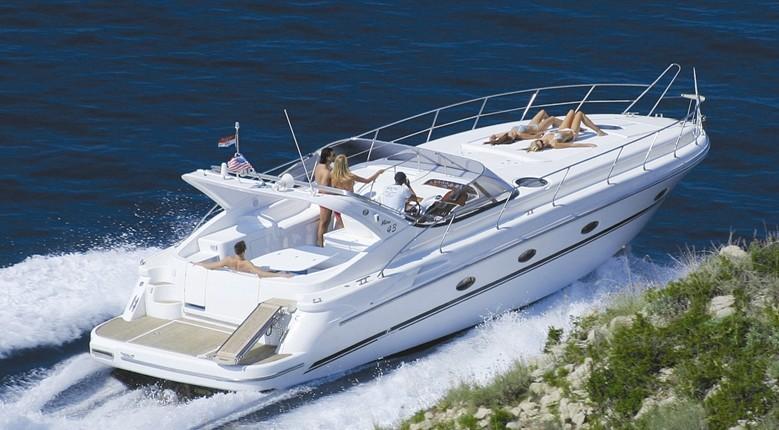 Аренда моторной яхты на Сардинии: Mira 43