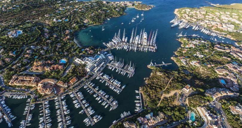 Яхт-клуб Коста Смеральда, Сардиния