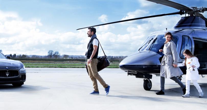 Аренда вертолета на Сардинии и Корсике