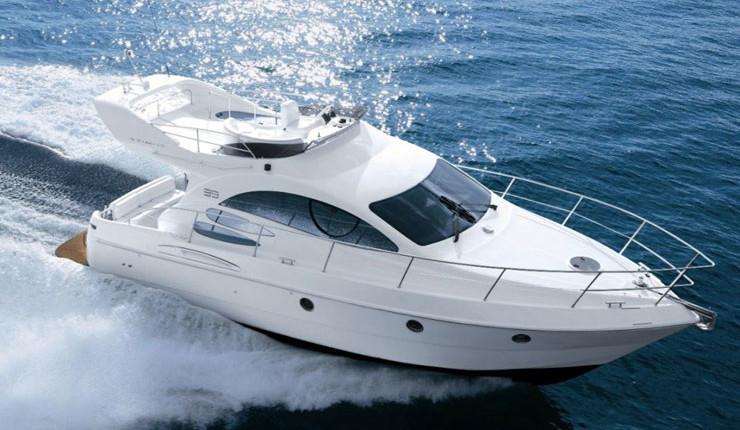 Аренда моторной яхты на Сардинии: Azimut39