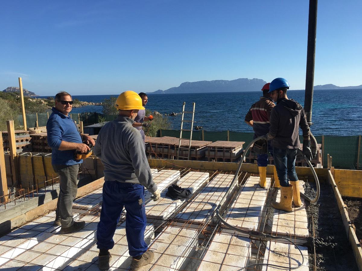 Архитектурный и строительный надзор на Сардинии 1