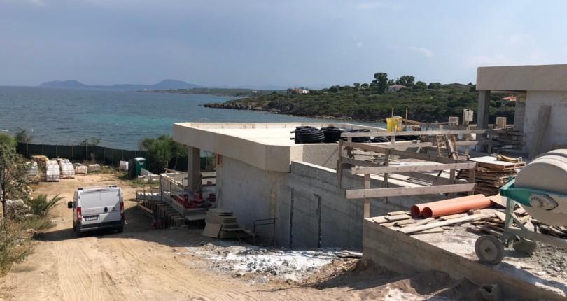Архитектурный и строительный надзор на Сардини